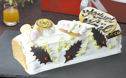 フランス菓子16区「ビュッシュ・ドゥ・ノエル」